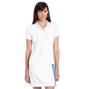 a64283622b70 Algo importante que debes saber al comprar ropa de golf para mujer, es que  debes ser algo cuidadosa en tu elección. La mayoría de los campos cuentan  con un ...