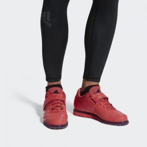 zapatillas halterofilia mujer adidas