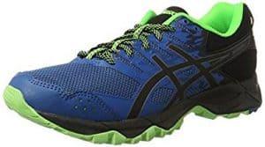 Comparativo de zapatillas de trail de la marca Asics