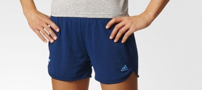 cdb3311ff Los mejores pantalones cortos de deporte Adidas para mujer mayo 2019