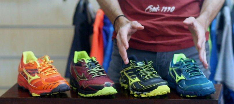 zapatillas de deporte mizuno