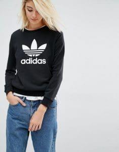Ceniza legal Artista  Las mejores sudaderas de deporte Adidas para mujer febrero 2021