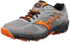 Zapatillas de trail Mizuno: modelos de calidad y baratos