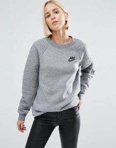 Comparativo de sudaderas de deporte Nike para mujer julio 2020
