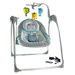 6247c3783 Cómo última opción te presentamos este columpio balancín para bebé de la  marca bebe2luxe.